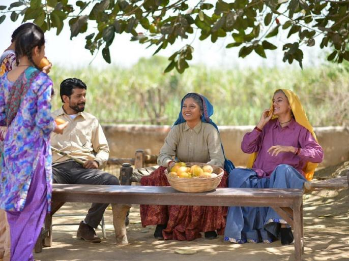 Taapsee pannu and bhumi pednekar starre saand ki aankh teaser out | Saand Ki Aankh Teaser: तापसी आणि भूमीच्या 'सांड की आँख'चा दमदार टीझर आऊट, ट्रेलर पाहून तुम्हाला वाटेल कौतूक