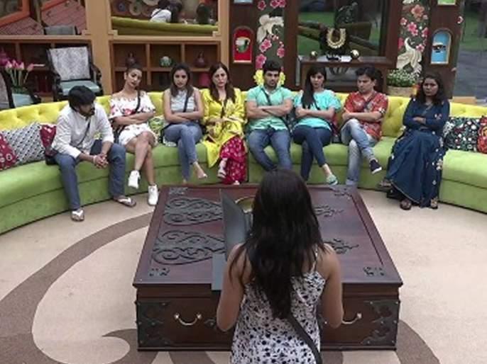 veena jagtap apologies to madhav in bigg boss house | महेश मांजरेकरांच्या सांगण्यावरुन घरातील 'या' सदस्याने मागितली होती माधवची माफी
