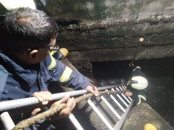 Do not find a son lying in the gutter! | गटारात पडलेल्या मुलाचा शोध लागेना!