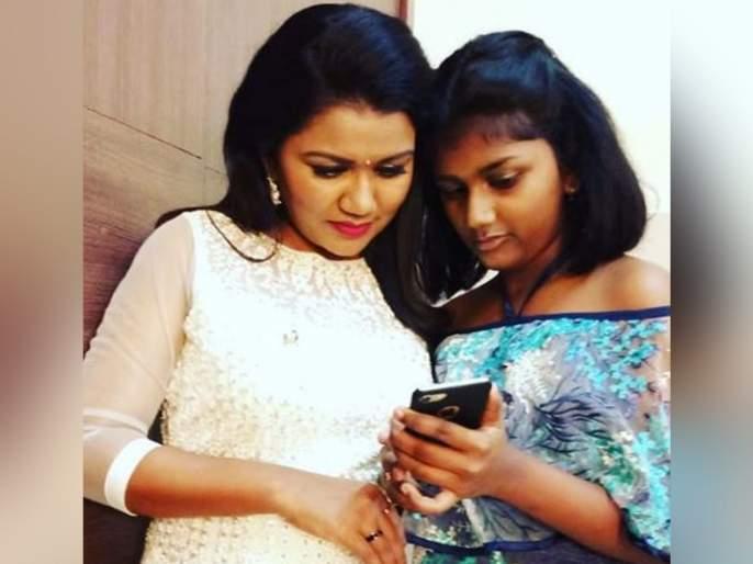 Vaishali daughter wants big boss trophy as her birthday gift | बिग बॉस मराठी २ : लेक असावी तर अशी, वैशालीच्या मुलीनं तिच्याकडे मागितले हे आगळे-वेगळे बर्थ डे गिफ्ट