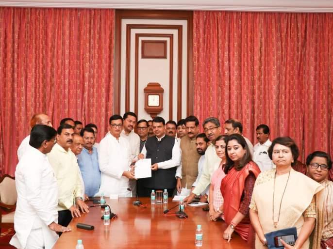 Maharashtra Flood: Congress delegation meets CM Devendra fadanvis | Maharashtra Flood: पूरग्रस्तांना मिळणारी मदत अपुरी; काँग्रेसच्या शिष्टमंडळाने घेतली मुख्यमंत्र्यांची भेट