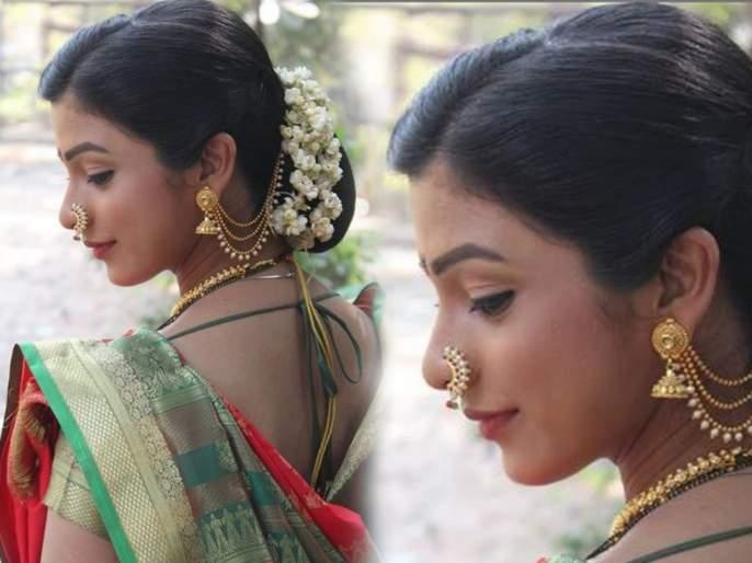 Amruta pawar will play jijau role in small screen | ही अभिनेत्री साकारणार छोट्या पडद्यावर 'जीजाऊं'ची भूमिका