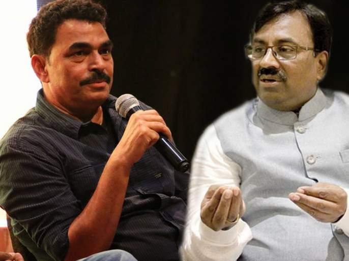 Tree planting in Maharashtra is a bit tricky; Actor Sayaji Shinde makes serious allegations against the government | महाराष्ट्रातील वृक्ष लागवड हे थोतांड; अभिनेता सयाजी शिंदेंनी सरकारवर केला गंभीर आरोप