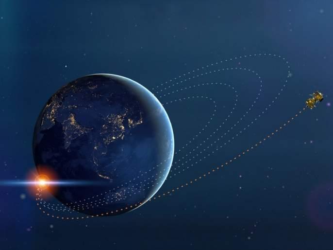 Chandrayaan-2 to land on the lunar south polar region on sept7   Chandrayaan-2 : जस्ट अमेझिंग... 'चांद्रयान-2' कडून देशवासीयांना सुखद संदेश!