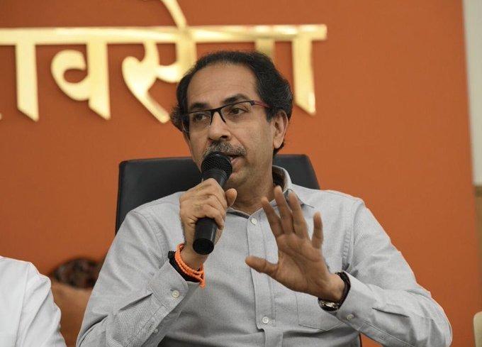 Maharashtra Vidhan Sabha 2019: Uddhav Thackeray Statement on Ram Mandir Issue after Modi Reaction | Vidhan Sabha 2019: नरेंद्र मोदींनी राम मंदिरावरून 'बाण' मारला, उद्धव ठाकरेंचा सूरच बदलला!