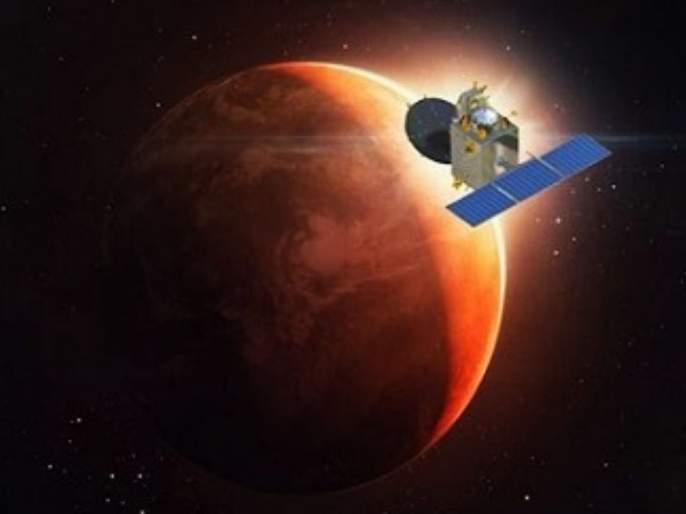 Planned for six months, India's Mars mission Mangalyaan completes five years   इस्रोच्या 'मॉम'ने केली 'मॅजिक'; यानाचं पाच वर्षांचं काम पाहून म्हणाल 'कमाssल'