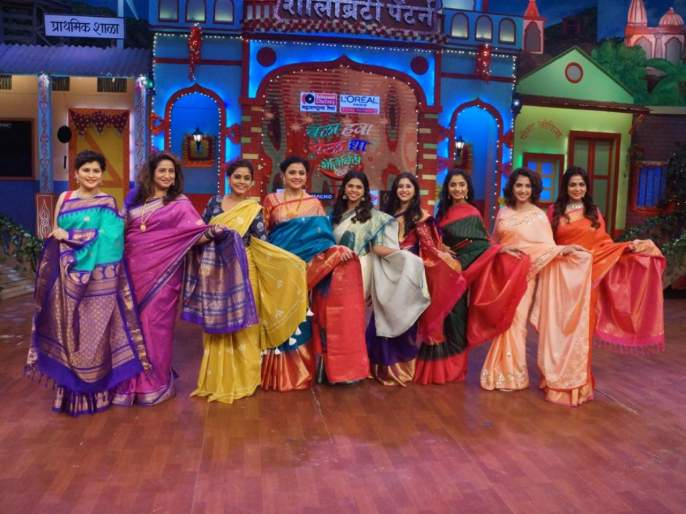 Navratri special episode in Chala Hawa Yeu Dya | 'चला हवा येऊ द्या'मध्ये नवरात्रीची धूम