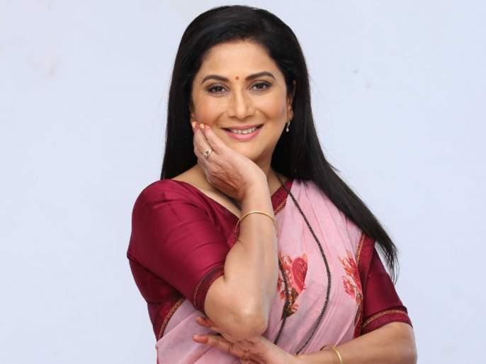 Nivedita saraf said now days its difficult to get this type of role | नवेदिता सराफ म्हणतात, ''अशी भूमिका साकारायला मिळणं खूप कठीण आहे''