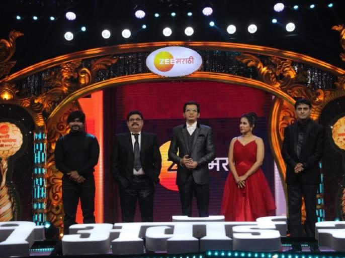 Chala hawa yeu dya de artist got surprise in zee marathi awards | 'चला हवा येऊ द्या'च्या विनोदवीरांना मिळालं सरप्राईज, पाहून कलाकारांच्या डोळ्यात आले पाणी