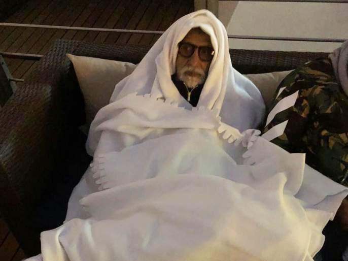 Amitabh bachchan hospitalised nanavati social media tweets viral | हॉस्पिटलमध्येही सोशल मीडियावर अॅक्टिव्ह आहेत बिग बी, त्यांचे हे ट्वीट होतय व्हायरल
