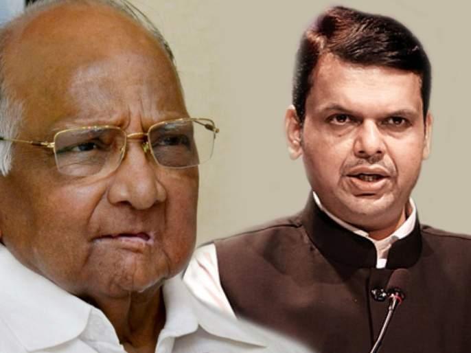 maharashtra election 2019 devendra fadnavis speak about sharad pawar in exclusive interview with lokmat | Exclusive : शरद पवार या निवडणुकीनंतर संपणार नाहीत, पण...; मुख्यमंत्र्यांना विश्वास
