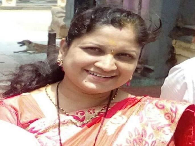 Journalist Nisha Patil-Piesse commits suicide   पत्रकार निशा पाटील-पिसे यांची आत्महत्या ; पिंपरी येथील घटना