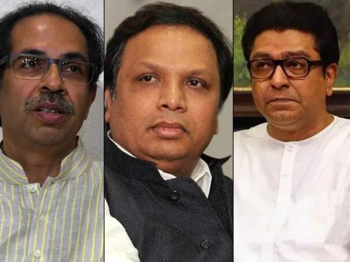 Maharashtra Election, Maharashtra Government: 'Don't leave Matosree to meet Raj Thackeray' Now they meet manikarao in Hotel Says Ashish Shelar | Maharashtra Government: 'राज ठाकरेंना भेटायला 'मातोश्री'तून बाहेर न पडणारे सत्तेच्या लालसेपोटी माणिकरावांना भेटतात'