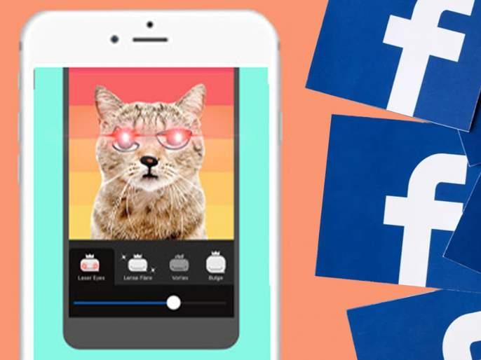 facebook launched new meme making app whale with its npe team | लय भारी! फेसबुकने लाँच केलं मीम तयार करणारं नवं अॅप