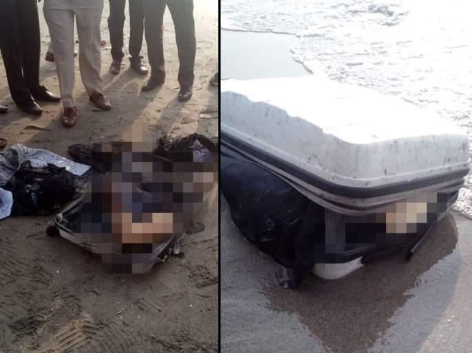 The body of Bennet was found at Prabhadevi Chowpatty | हत्या झालेल्या बेनेट यांचे धड प्रभादेवी चौपाटीवर सापडले