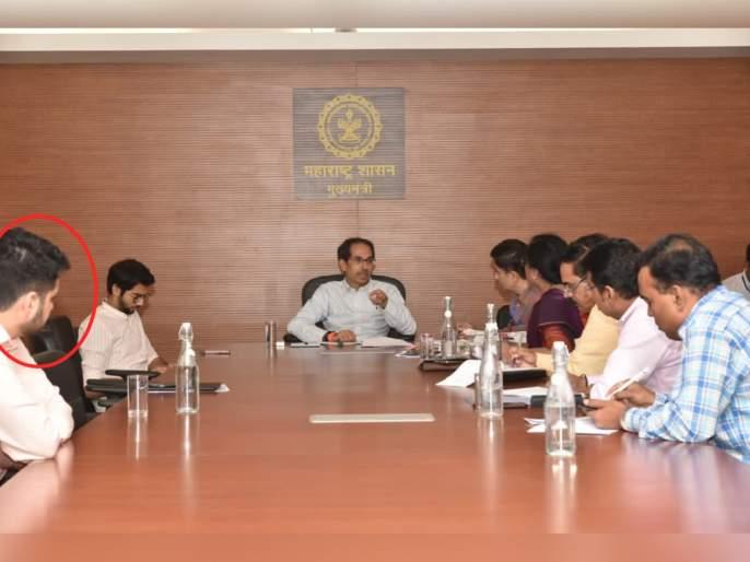 Maharashtra Government: Government Secretary's meeting to discuss the presence of Yuva Sena Secretary | Maharashtra Government: राज्य सचिवांच्या शासकीय बैठकीला युवासेना सचिवांची हजेरी वादाच्या भोवऱ्यात