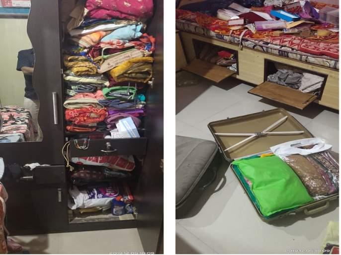 The engineer's house in New Hanuman Nagar was broken and looted | न्यू हनुमाननगरात अभियंत्याचे घर फोडून ऐवज लंपास