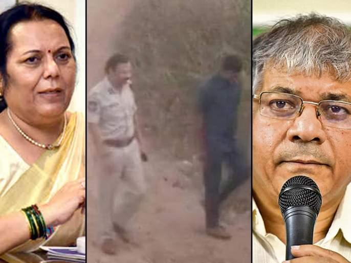 Hyderabad Rape and Murder case: Encountered police should be investigated; Demand by Prakash Ambedkar and Neelam gorhe   Hyderabad Case: एन्काऊंटर केलेल्या पोलिसांची चौकशी झाली पाहिजे; प्रकाश आंबेडकर आणि नीलम गोऱ्हेंची मागणी