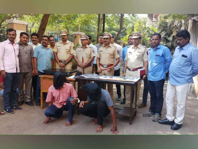 Police arrested duo who pretend to be deaf and duped the people | मूकबधिर असल्याचे भासवून लोकांना लुबाडणारे चोरटे गजाआड