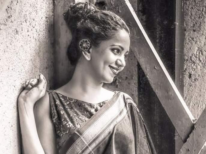 Have you ever seen Neha Joshi's saree Look? | नेहा जोशीचा साडीमधील हा लूक पाहिला का?, सौंदर्य गेलं आणखी खुलून