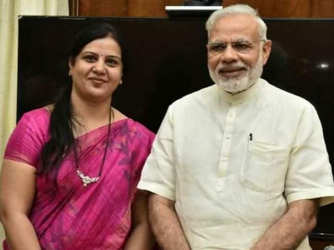 Bribery BJP corporator sentenced to 5 years imprisonment   लाचखोर भाजप नगरसेविकाला कोर्टाने दिला दणका; ५ वर्षांचा कारावास