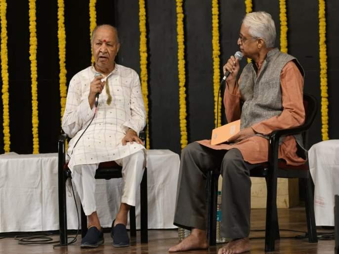 If the disputes are to be avoided, the flute should be played in every minister's house. Hariprasad Chaurasia | वाद दूर ठेवायचे असतील तर प्रत्येक मंत्र्याच्या घरात बासरी वाजायला हवी : पं. हरीप्रसाद चौरासिया
