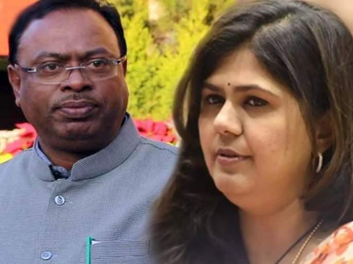 Leaders grow up dutifully, not caste; Chandrasekhar Bawankule criticized Pankaja munde   नेते कर्तृत्वाने मोठे होतात, जातीने नाही; चंद्रशेखर बावनकुळेंचा पंकजा मुंडेंना टोला