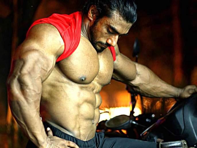 Marathi Actor Sangram Chougule who Embarrassed The Bodybuilder Actors Also Became 3 Times Mr India and Mr Universe twice   बॉडीबिल्डर अभिनेत्यांनाही लाजवेल असा अभिनेता ६ वेळा बनला मिस्टर इंडिया आणि मिस्टर युनिव्हर्सचा दोनदा मानकरी