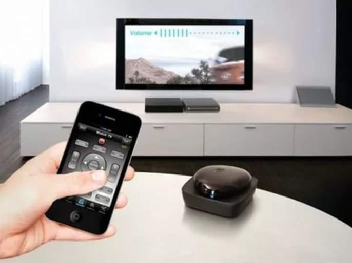 control your smart tv via your smartphone with remote control app | आता स्मार्टफोनला करा टीव्हीचा रिमोट; कसं ते जाणून घ्या