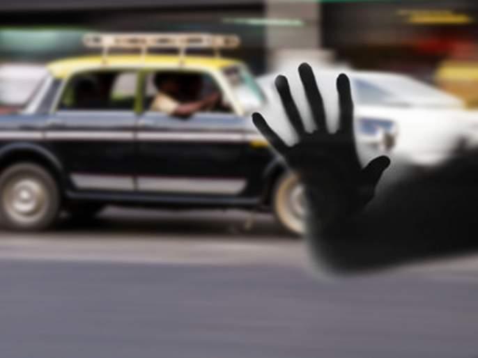 Sensational! Refused to take a taxi to a prostitute area; RPF jawan 'tortured' and had unnatural sex with the driver | खळबळजनक! वेश्यावस्तीत टॅक्सी नेण्यास नकार दिला; आरपीएफ जवानाने चालकावरच केला 'अत्याचार'