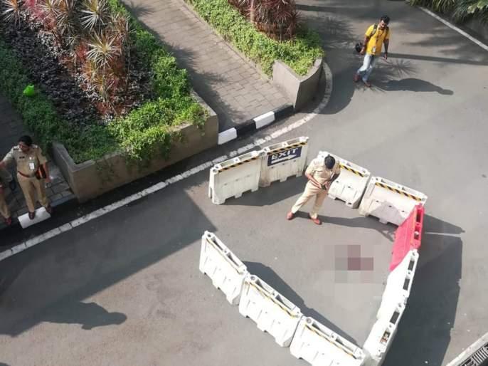 Shocking! Junior Officer committed suicide at international airport | धक्कादायक! आंतरराष्ट्रीय विमानतळावर अधिकाऱ्याने केली आत्महत्या