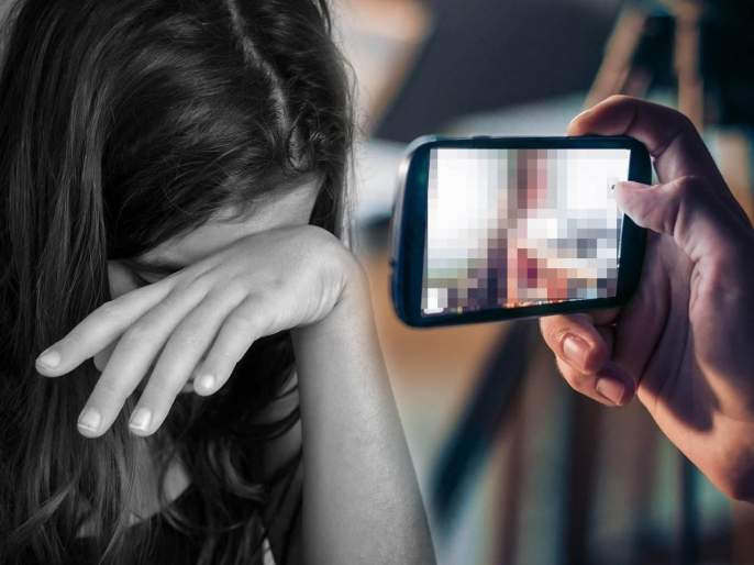 Shocking! Rape on minor niece by threatening to viral objectionable video of aunt | धक्कादायक! मावशीचा आक्षेपार्ह व्हिडीओ व्हायरल करण्याची धमकी देतभाचीवर केला बलात्कार