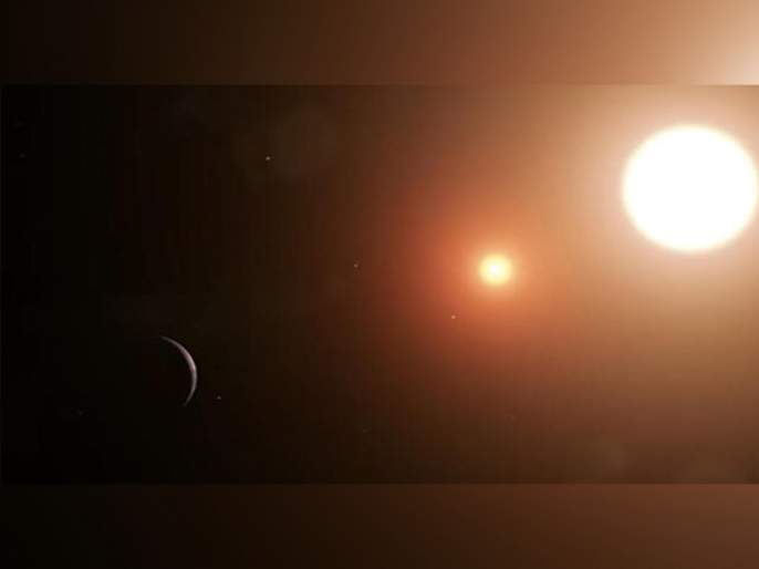 17-Year-Old Discovers Planet With 2 Suns While Interning With NASA | लय भारी! नासात इंटर्नशीप करणाऱ्या विद्यार्थ्याने शोधला दोन सूर्य असलेला ग्रह