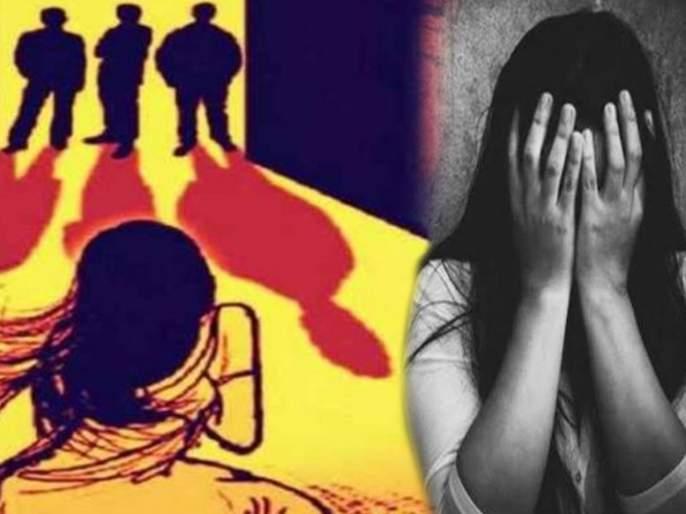 Shocking! Gang rape of HIV positive widow on express train | धक्कादायक! एक्सप्रेस ट्रेनमध्ये HIV ग्रस्त महिलेवर सामूहिक बलात्कार