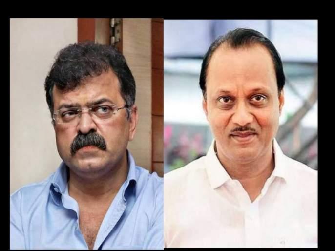 'Jitendra', make it a habit to start work early morning ; Ajit Pawar advised to Jitendra Awhad | 'जितेंद्र', तू सवयलावून घे ; अजित पवारांनी दिला सल्ला