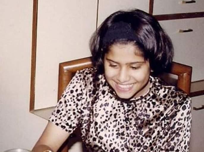 How Sai tamhankar Celebrates Valentine's Day with Childhood Throwback Picture | 'या' चिमुकलीला तुम्ही नक्कीच ओळखले असणार, आज बनली आहे लाखों दिलोंची धडकन