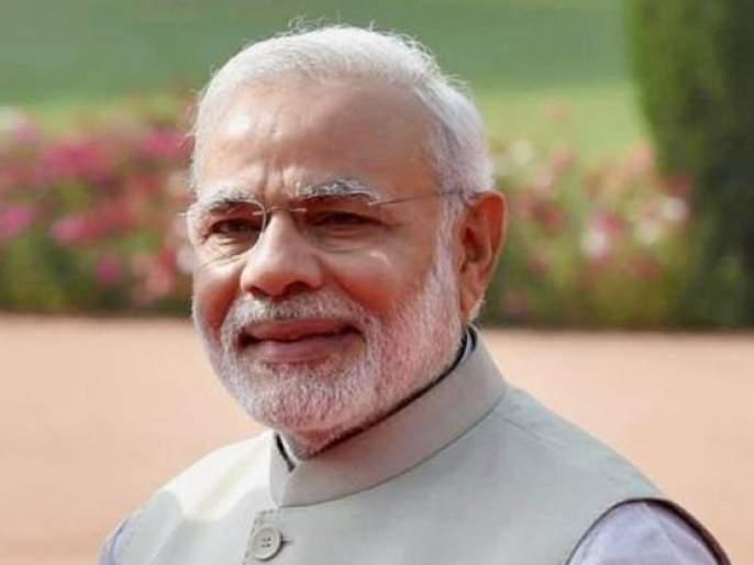PM Narendra Modi met rikshaw puller mangal kewat who invited pm for his daughters marriage   अन् 'त्या' रिक्षा चालकाची पंतप्रधान मोदींनी घेतली भेट, म्हणाले...
