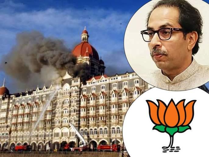 Re-inquiry the entire Terror Attack of 26/11; BJP's 'MLA' wrote to the Chief Minister Uddhav Thackrey   26/11 च्या संपूर्ण घटनेची फेरचौकशी करा; भाजपाच्या 'या' आमदाराने लिहिलं मुख्यमंत्र्यांना पत्र