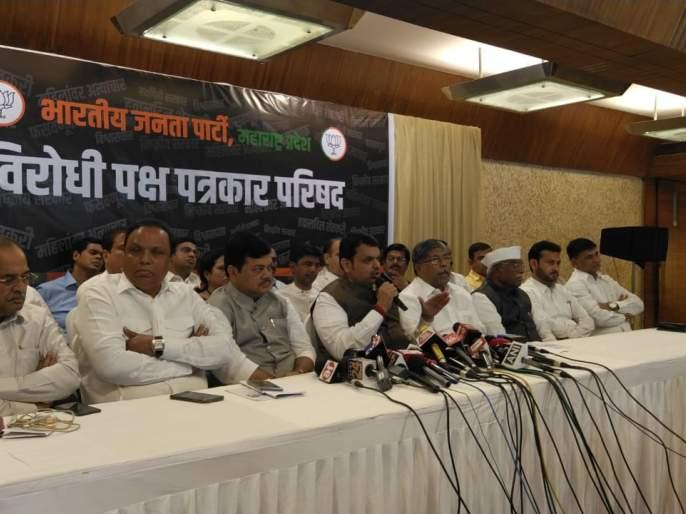 Opposition Leader Devendra Fadnavis Targets Thackeray Government Before Budget Session Start tomorrow   'या' मुद्द्यावरुन विरोधक पकडणार सरकारला कोंडीत; अर्थसंकल्पीय अधिवेशन गाजणार?