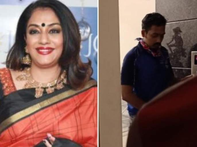 Tamil actress gayatri sai file complaint against pizza delivery boy sharing number on adult groups gda   पिझ्झा डिलेव्हरी बॉयने एडल्ट ग्रुपवर शेअर केला अभिनेत्रीचा नंबर, त्यानंतर घडल्या धक्कादायक गोष्टी