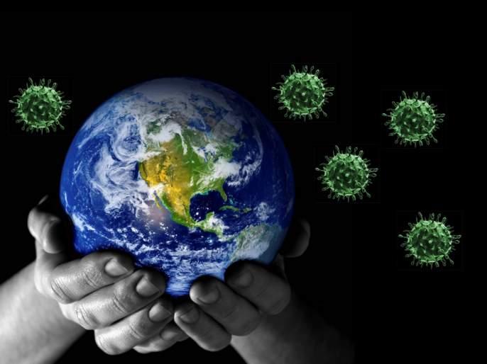 Coronavirus havoc in the world three billion population in lockdown SSS | Coronavirus: जगाला कोरोनाचा विळखा! तब्बल 3 अब्ज नागरिक लॉकडाऊन, 21,300 जणांचा मृत्यू