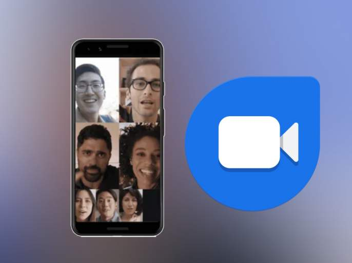google duo video chat app group calling limit increase to 12 people SSS   Coronavirus : लय भारी! व्हिडिओ कॉलची गंमत आणखी वाढणार, एकाच वेळी 12 जणांशी गप्पा मारता येणार