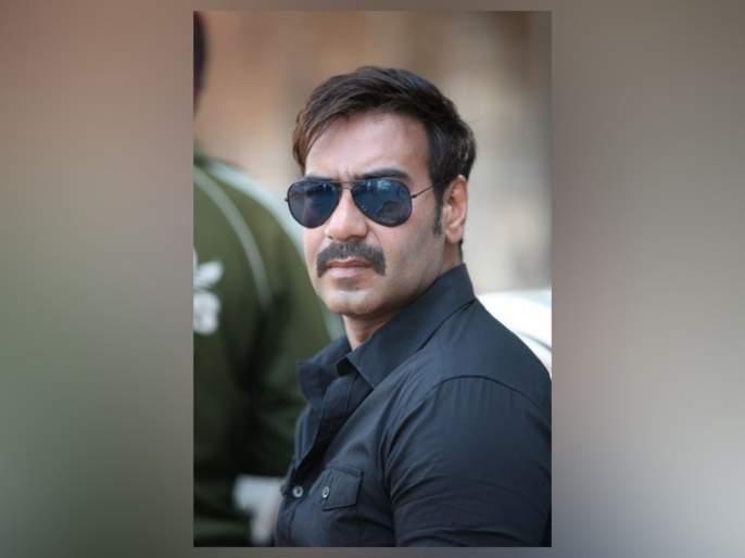 Ajay devgn contribution for daily wagers of film industry gda | अजय देवगने केली इतक्या लाखांची मदत दिग्दर्शक म्हणाले, 'तू खऱ्या आयुष्यात ही सिंघम'