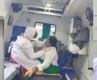 Coronavirus women died due to icu was locked in bhopal SSS   Coronavirus : धक्कादायक! ICU ला असलेल्या कुलूपाने संपवला तिचा जीवनप्रवास