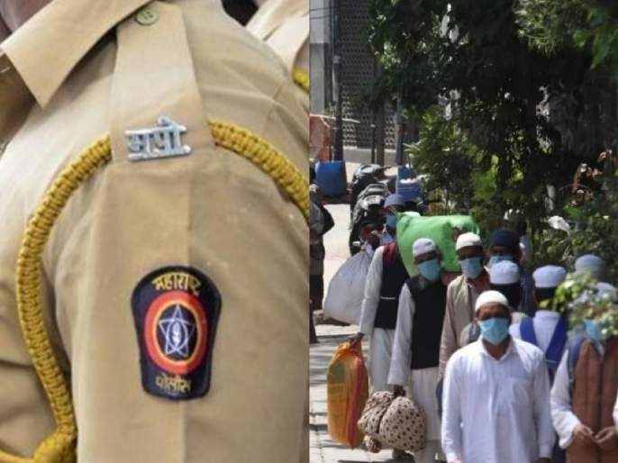Coronavirus: Otherwise face severe action, Mumbai police warned to markaj pda   Coronavirus : अन्यथा कठोर कारवाईला सामोरं जा, मुंबई पोलिसांनी दिला इशारा