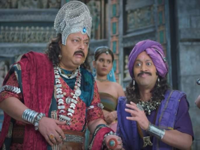 Marathi actor Akash Dabhade will be seen in Shakuni role | मराठमोळा अभिनेता आकाश दाभाडे साकारतोय शकुनी