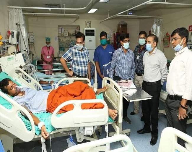 gas leak accident 7 labourers of chhattisgarh paper mill SSS | विशाखापट्टणमनंतर आता छत्तीसगडच्या पेपर मिलमध्ये गॅस गळती