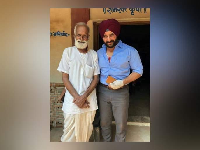 veteran actor ramchandra dhumal passes away gda | सैराट फेम ज्येष्ठ अभिनेते रामचंद्र धुमाळ यांचं निधन