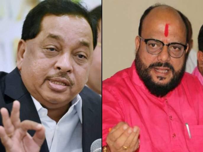 CoronaVirus News : Shiv sena leader Gulabrao Patil comment on Narayan Rane for demands Presidents rule in the state rkp | नारायण राणे सेनेमुळेच मोठे झाले अन् रस्त्यावरही आले - गुलाबराव पाटील