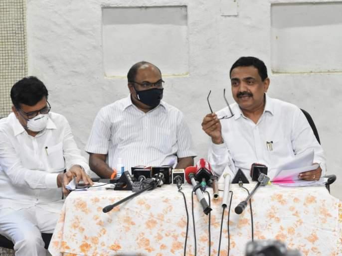 coronavirus: Devendra Fadnavis brings together leaders of Mahavikas Aghadi! | coronavirus: ...अन् देवेंद्र फडणवीसांनी महाविकास आघाडीच्या नेत्यांना एकत्र आणलं!